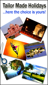 Tailor Made India Holidays